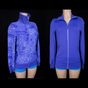 LULULEMON Raja Jacket *Reversible* RARE